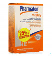 Pharmaton Vitality Comp 56 Promo 25% Gratis3967312-01