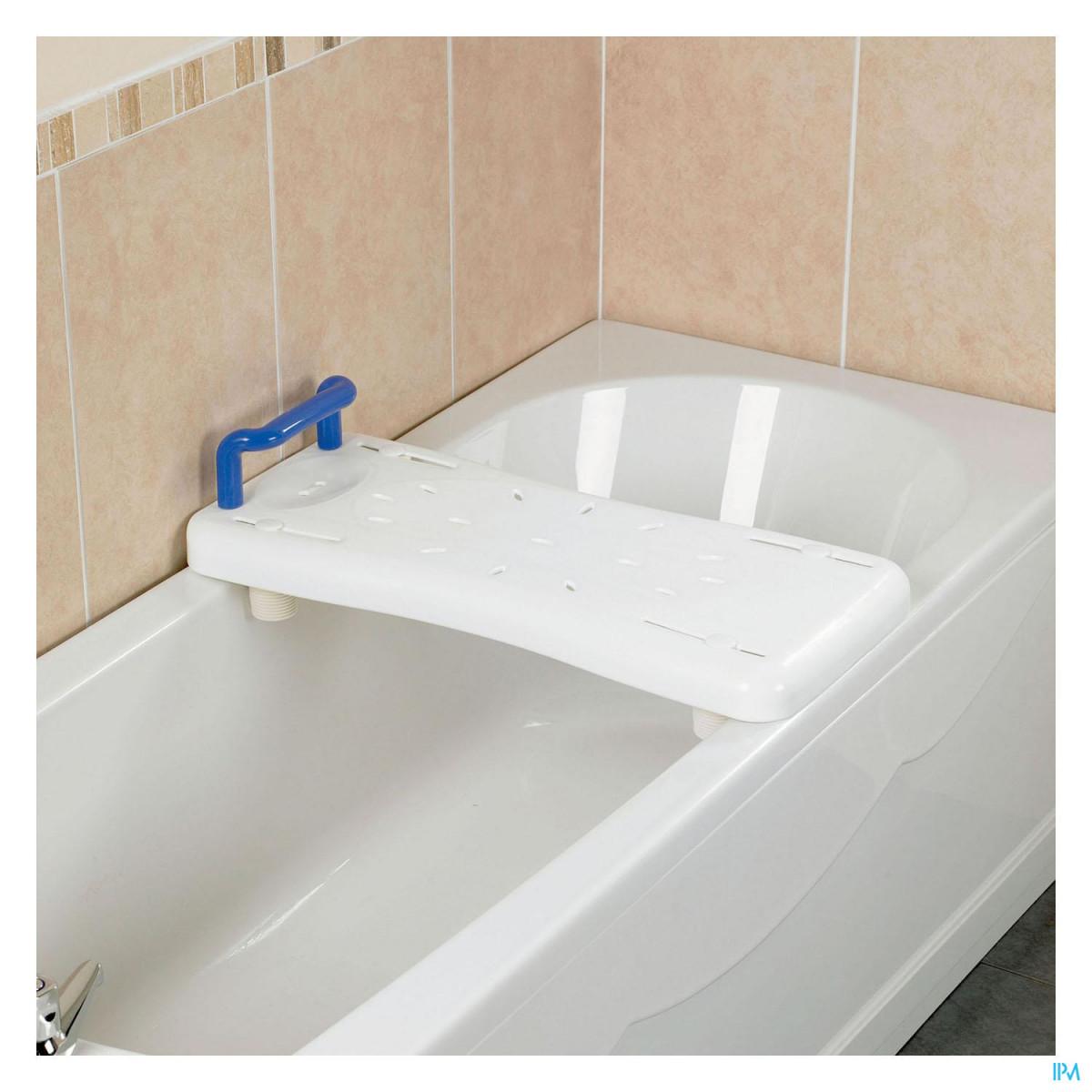 planche de baignoire days en synth tique avec poign e. Black Bedroom Furniture Sets. Home Design Ideas