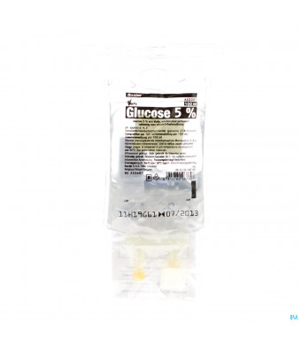 Bx Glucose 5% Viaflo Sac-zak 100ml1082601-31