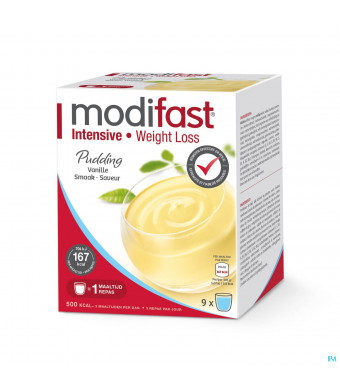 Modifast Intensive Pudding Vanille Sach 91083948-31