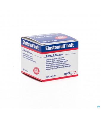 Elastomull Haft Bande Fix. Cohesif 4cmx4m 45470001112705-31
