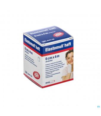 Elastomull Haft Bande Fix. Cohesif 6cmx4m 45471001112713-31
