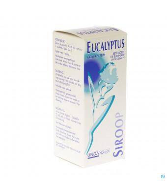 Eucalyptus Sirop 150ml Unda1132810-31