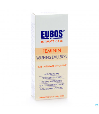 Eubos Med Feminin Emulsion Lavante 200ml1153204-31
