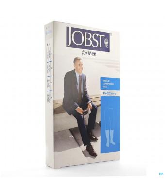 Jobst For Men Socks C1 Mi-bas Black M 75254011417385-32