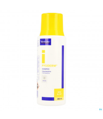 Allerderm Pyoderm Shampoo 200ml1418367-31