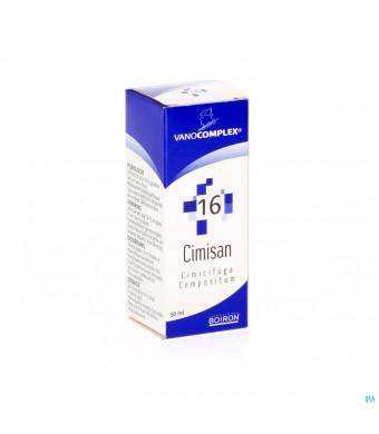 Vanocomplex N16 Cimisan Gutt 50ml Unda1426584-30