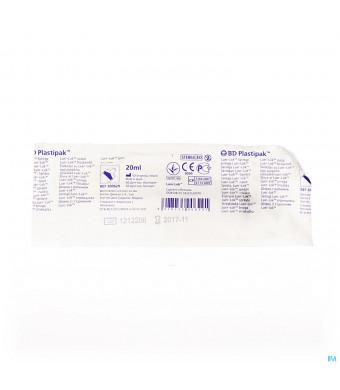 Bd Plastipak Seringue Luer-lok 20ml 1 3006291444298-32
