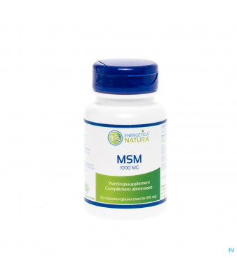 Msm Energetica Caps 60x1000mg1464403-31