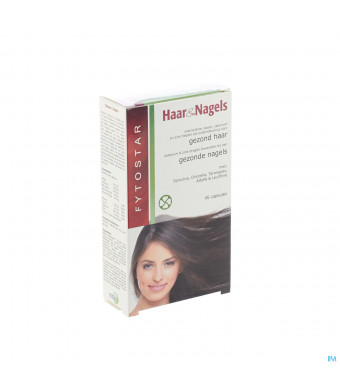 Fytostar Cheveux and Ongles Caps 451493303-31