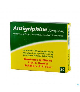 Antigriphine Comp 20 X 500mg1555846-31