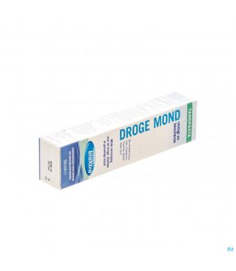 Bioxtra Bouche Seche Dentifrice Doux Tube 50ml1581693-31