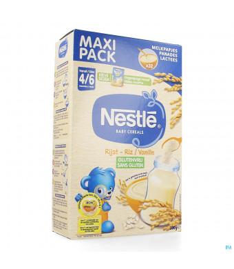 Nestle Baby Cereals Riz-vanille 500g2179679-34