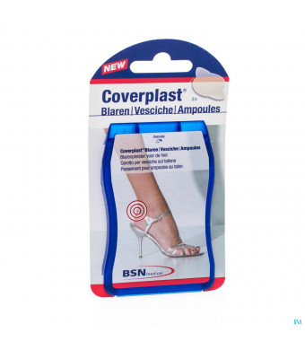 Coverplast Blister Hydrocol. 35x61mm 5 72656002759132-31