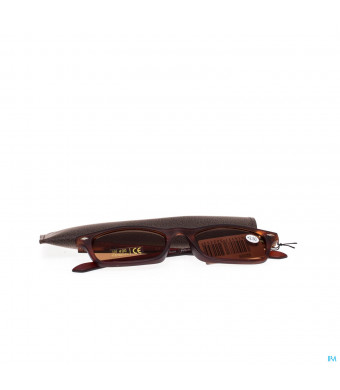 Sunreader Lunettes Lectures Solaire +2.50 Brown3016847-31