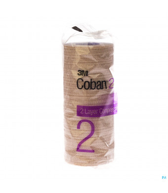 Coban 2 3m Bande Compression 15,0cmx2,70m 1 200263019460-31