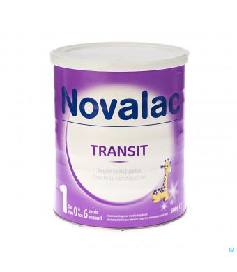 Novalac Transit 1 Lait Nourrissons Pdr 800g3020039-31