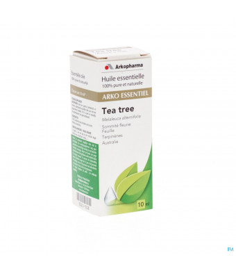 Arko Essentiel Tea Tree Gutt 10ml3022308-318