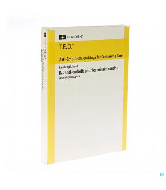 Rest.e.d. Cont Care Knee Stocking S Regul Beige3035367-31