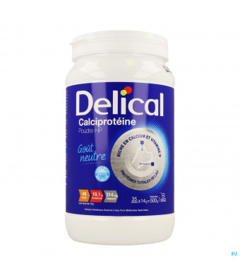 Delical Calciproteine Pdr 500g3037074-31