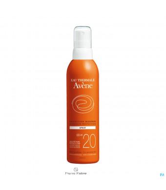 Avene Sol Spray Ip20 200ml3038049-31