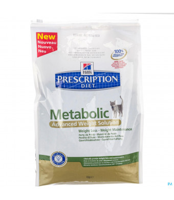 Prescription Diet Feline Metabolic 4kg3040714-31
