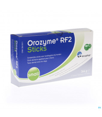Orozyme Rf2 Sticks Appetents Chien Small 283041811-31