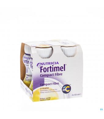 Fortimel Compact Fibre Vanille 4x125ml3047586-31