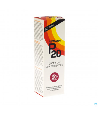 P20 Spray Solaire Ip50+ 200ml3049095-31