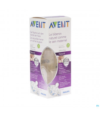 Philips Avent Biberon Verre 240ml3049533-325
