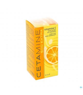 Cetamine 500 Extra S/sucre Comp A Sucer 603075173-31
