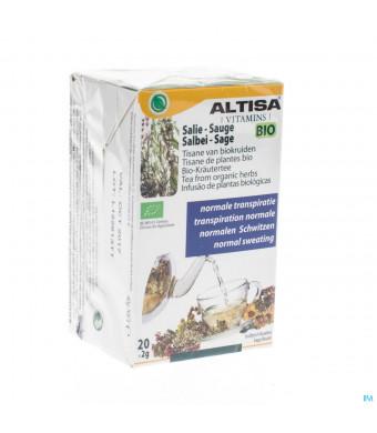 Altisa Tisane Sauge Bio 20x2g3075975-31