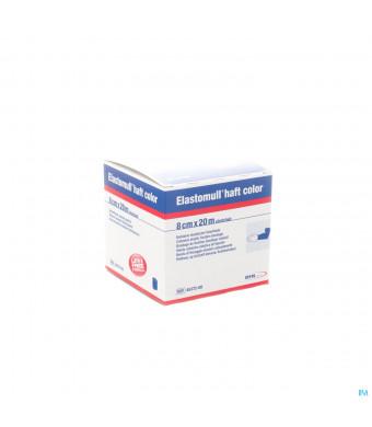 Elastomull Haft S/latex 8cmx20m Bleu 45372003078854-31