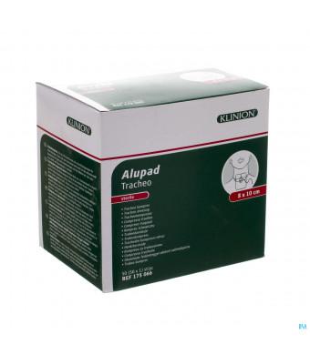 Alupad Tracheo Compresse Ster 8x10cm 1 41750663087418-31