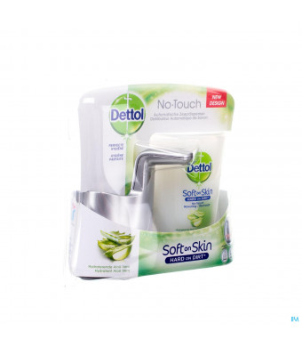 Dettol Healthy Touch Nt + Aloe Vera Rech.nf 250ml3375268-31