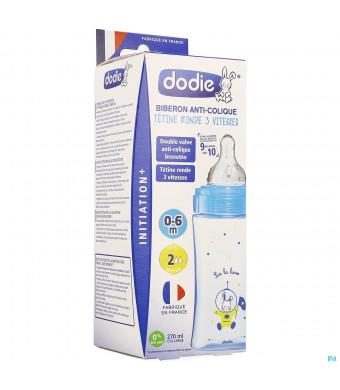 Dodie Biberon Initiation+ Cosmonaute Bleu 270ml3929478-31