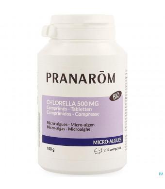 Chlorella Microalgues Comp 200 Pranarom3965605-31