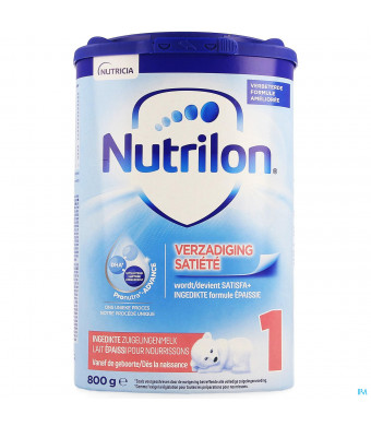 Nutrilon Satiete Satisfa+ 1 Easypack Pdr 800g4127056-31