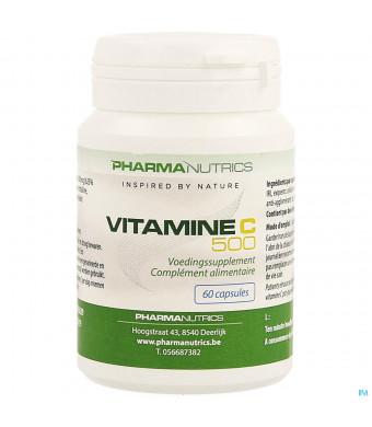 Vit C 500 V-caps 60 Pharmanutrics4193629-31
