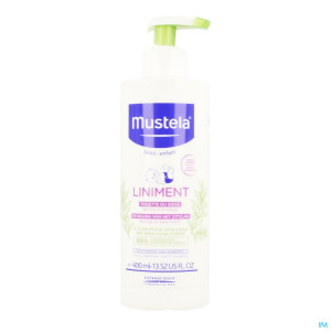 Mustela Bb Liniment Pompe 400ml3703667-20