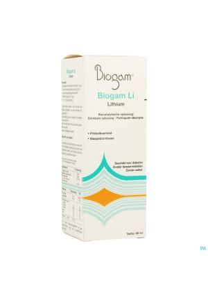 Biogam Li Fl 60ml0104281-20