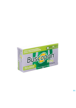 Buscopan Drag 50 X 10mg0104745-20