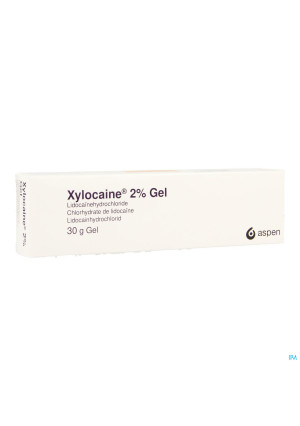 Xylocaine Gel Tube 30ml 2%0137547-20