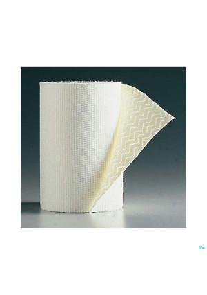 Biplast Bande Contention Adh Blanc 8cmx2,5m 10265264-20