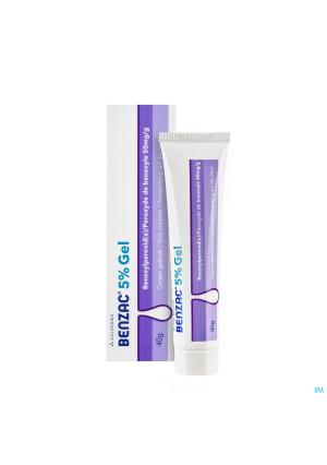 BenzacAc 5% Gel 40g0284489-20
