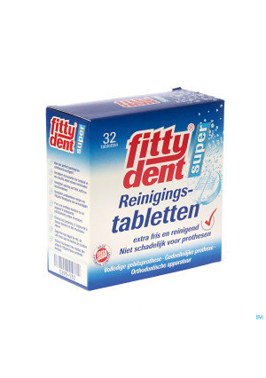 Fittydent Nettoyeur Comp Eff. 320293530-20
