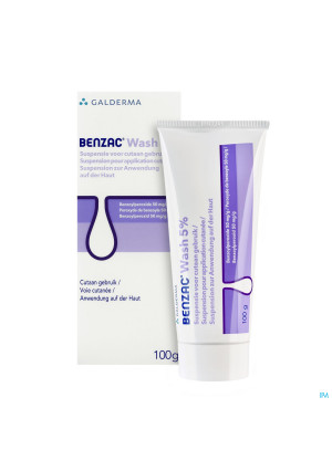 Benzac Wash 5% 100g0305490-20