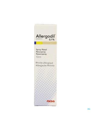 Allergodil Spray Nasal Fl 10ml0316521-20