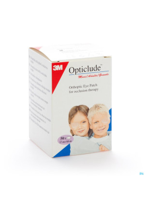 Opticlude 3m Cp Oculaire Stand 82mmx57mm 50 15390380337-20