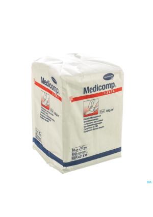 Medicomp 10x10cm 6pl. N.st. 100 P/s0391979-20